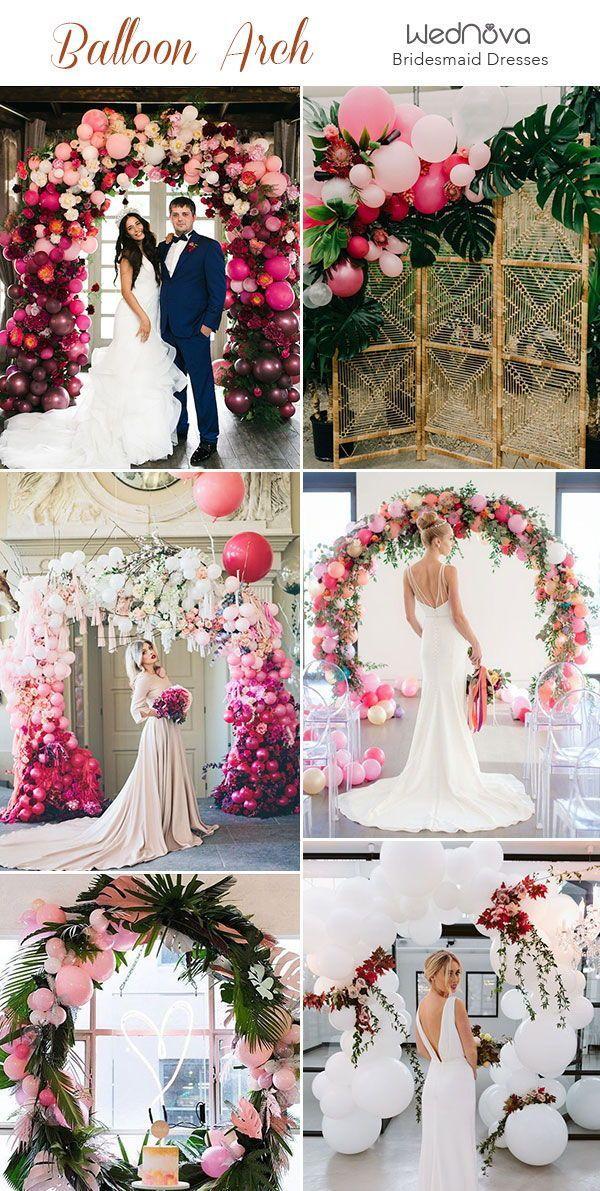22 Creative Fun Ways To Use Balloons In Your Wedding Wedding