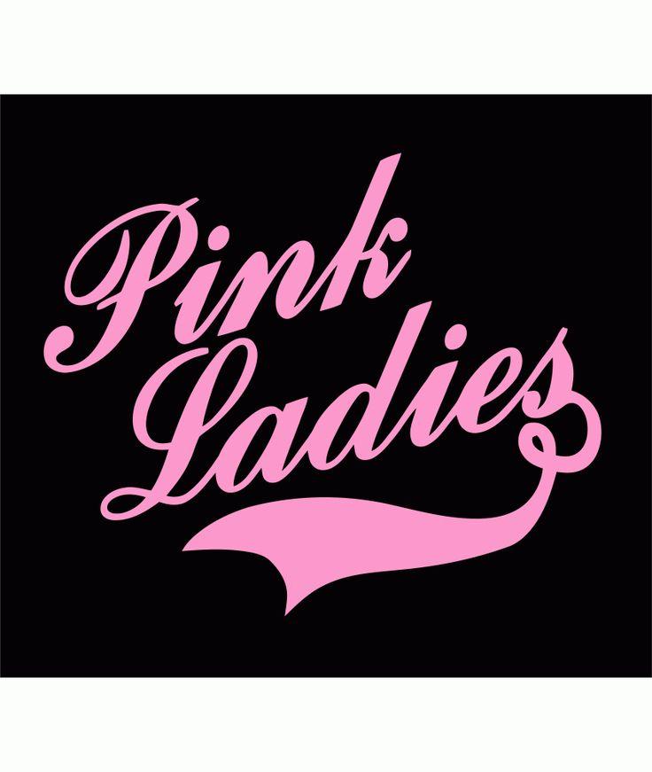 FD PINK LADIES - Women's T-Shirt Fancy dress costumes partywear grease movie sandy pink ladies tees rockers t shirts