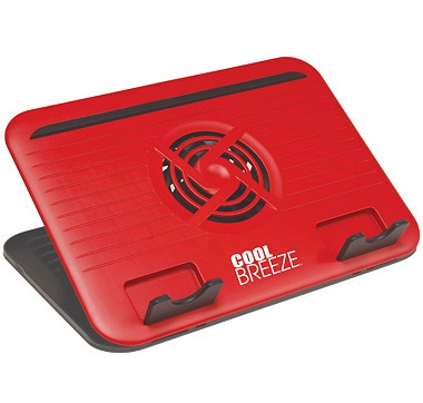 Cool Breeze Cooling Stand - RED from the Shopping Channel #ilovetoshop