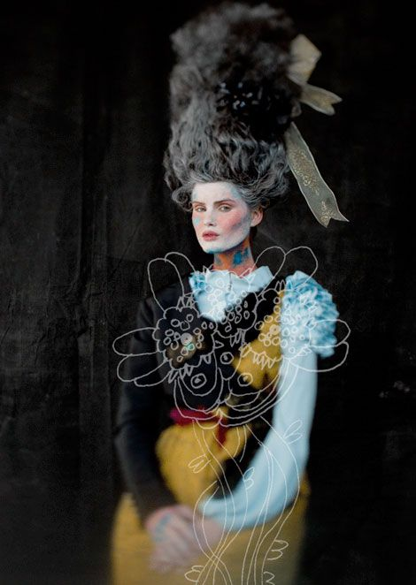 Photography by Pamela Reed + Matthew Rader + Styling by Aki Maesato + Illustration by Ana Benaroya.