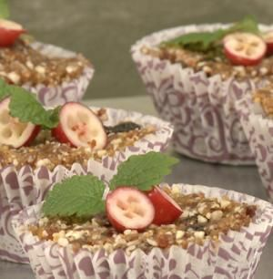 Bag glutenfri muffins