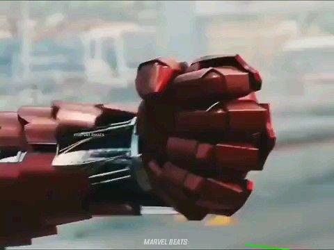 Iron Man suit's clip (all)