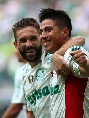 Allione e Cristaldo Palmeiras x Capivariano