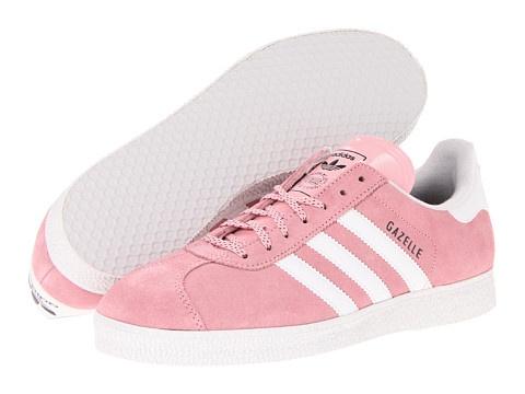 adidas pink gazelle