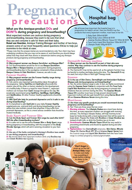 Tips for expecting mommies