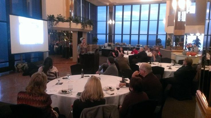 There was a nice turnout for the first Eat Local 417 meet and greet. The food and bevs provided by The Tower Club were delicious. Thanks Chef Lyons! The presentation by Regan O'Rourke was received very well and made for great topics and conversation. Thanks to all that attended and provided feedback about this independent alliance opportunity. Looking forward to the next Eat Local 417 event.
