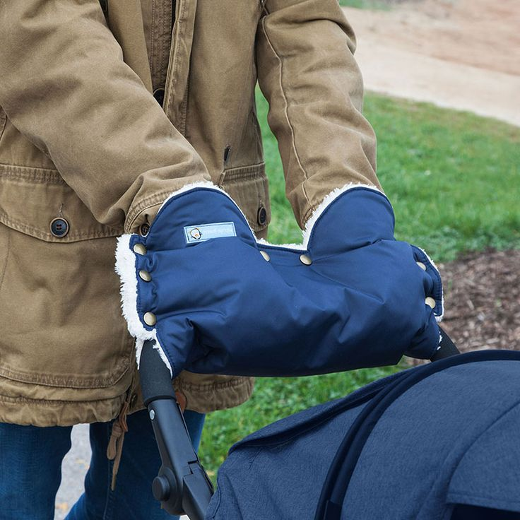 Free stroller glove sewing pattern (not in english but easy to understand with all the photos)