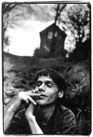 Benjamin Smoke, by Michael Ackerman