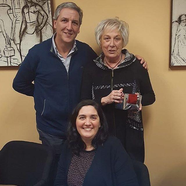 Relevos en el Consejo de Cáritas Diocesana de Bilbao:  Con el cambio de año ha coincidido el relevo de dos de las Consejeras Territoriales que representan al voluntariado de Cáritas en las siete Vicarías que componen nuestra Cáritas Diocesana.  Así en el Consejo Diocesano de Cáritas del 5 de febrero de 2018 Carlos Bargos -director de la entidad- ha agradecido sus años de dedicación como Consejera representando al voluntariado de la Vicaría III a Carmen Badiola que hoy ha dado el relevo en…