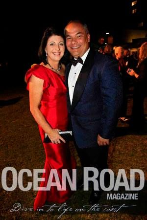 Ruth Tate & Mayor Tom Tate - Currumbin Wildlife Hospital Foundation Annual Gala Dinner — at Jupiters Gold Coast.