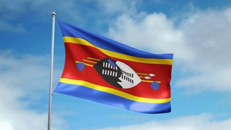 swaziland flag | wallpaper image of Swaziland
