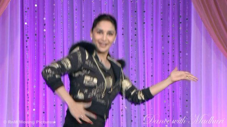 #2013 #Bollywood #MadhuriDixit #BollywoodDANCE #LearningBollywoodDance  #EkDoTeen ~ Madhuri Dixit dances to 'Ek Do Teen'! https://youtu.be/YGosWE04-IU