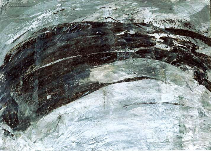 Transformation No 7 in Series Edge of the Cave Margaret Hage 2014