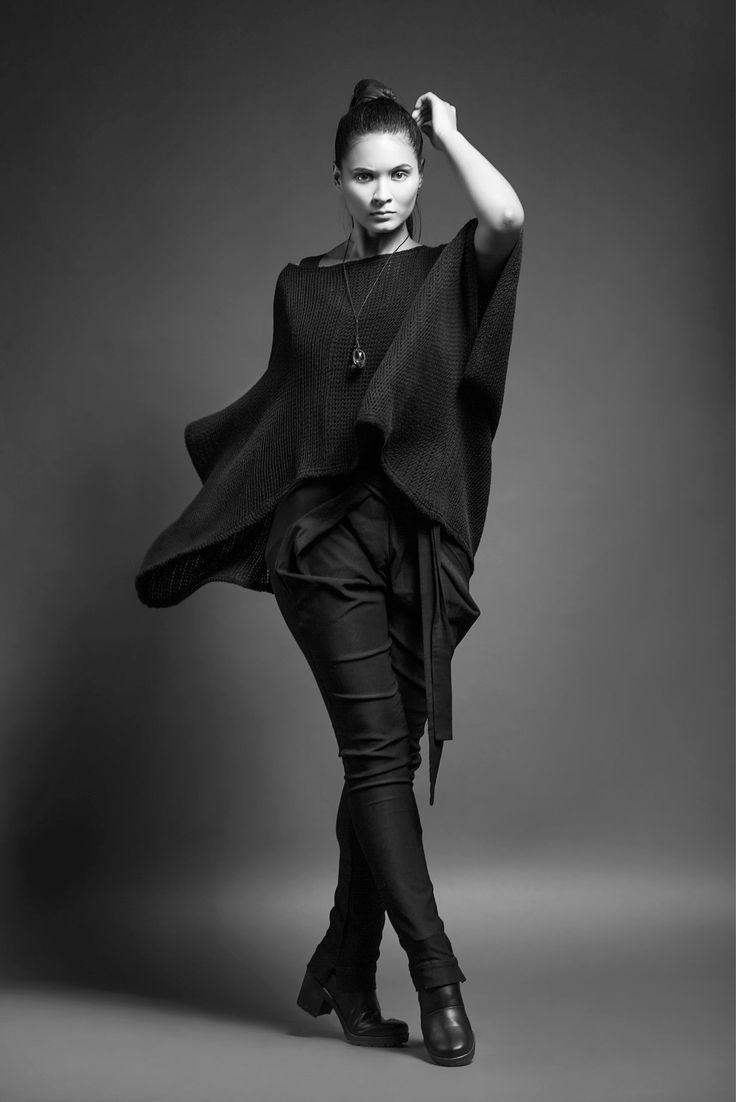 Aimmea | Moody fashion #darkfashion #avantgarde #moodyfashion