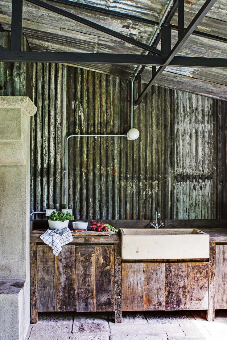 M s de 25 ideas incre bles sobre techos de madera en for Cocina separada por un techo de vidrio