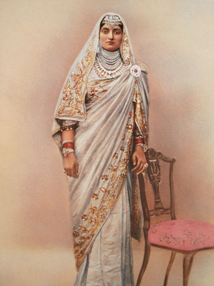 H.H. Maharani Sri Bakhtawar Kaur Sahiba