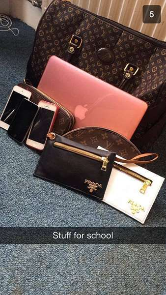 18 Annoying Photos of Rich Kids on Snapchat - Gallery