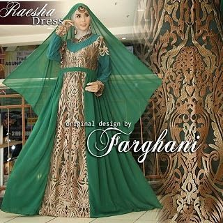 Raesha Dress by farghani Dress bahan ceruty furing jersy mix brokat   khimar pashmina bahan ceruty   Size: All size fit to Xl  resleting depan ( busui ) karet pinggang; PB 143 cm LD 106 cm  Serius Buyer Line @kni7746k Whatsapp 62896 7813 6777  #gamispestamodern #gamispestasyari #gamispestabranded #supplierbajupestamuslim #suppliergamispesta #gamispestabrandedmurah #bajumuslimlebaran2016 #bajumuslimpestamurah #supplierbajumuslimbranded #muslimahwearshop #muslimahdress #muslimahwearmalaysia…