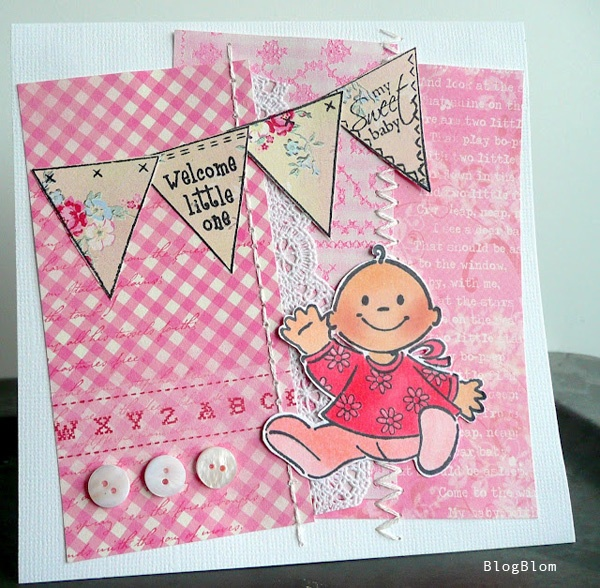 Eline Pellinkhof: So sweet... babycards