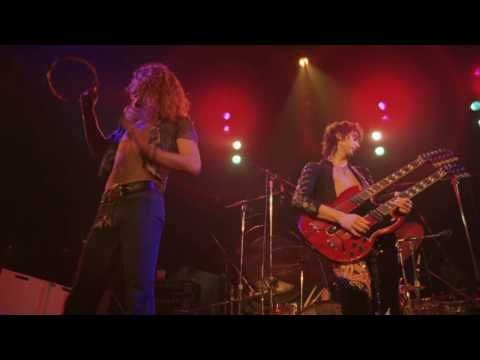"Led Zeppelin - Stairway to Heaven Live (HD)  The footage is from the concert film ""The Song Remains the Same"". (10:52) The concert took place in Madison Square Garden, New York City. Great video! © Warner Brothers"