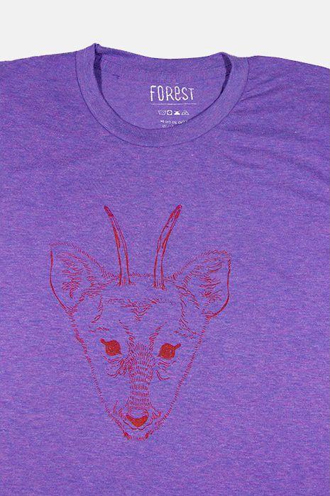 Pudu por Forest  http://followtheforest.com/poleras/208-camioneta-ford-1950-por-forest.html