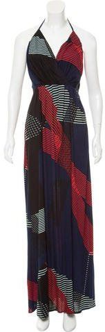 Derek Lam 10 Crosby Halter Maxi Dress w/ Tags