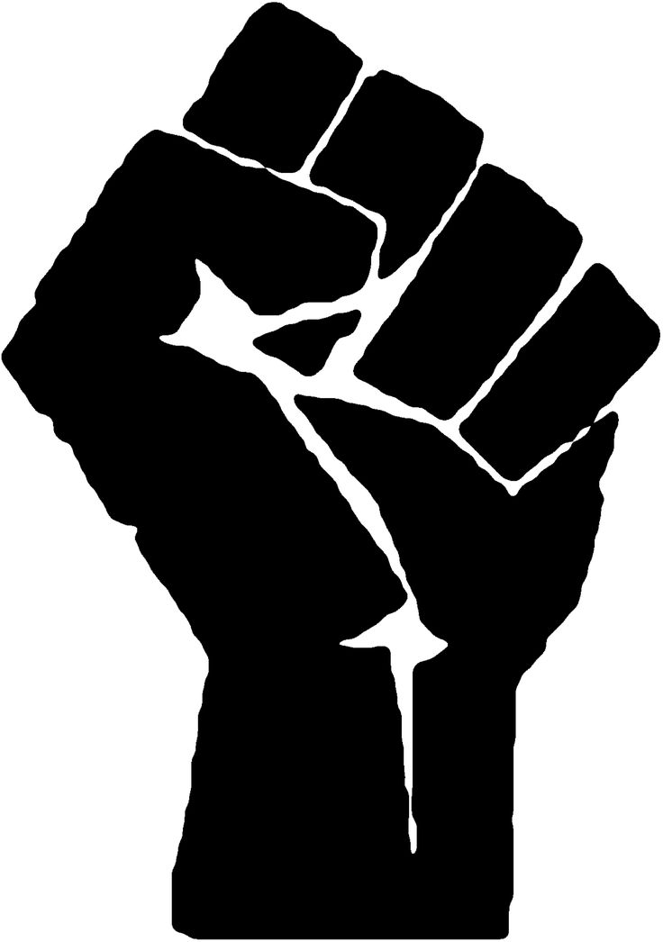 black panther party fist - Google Search
