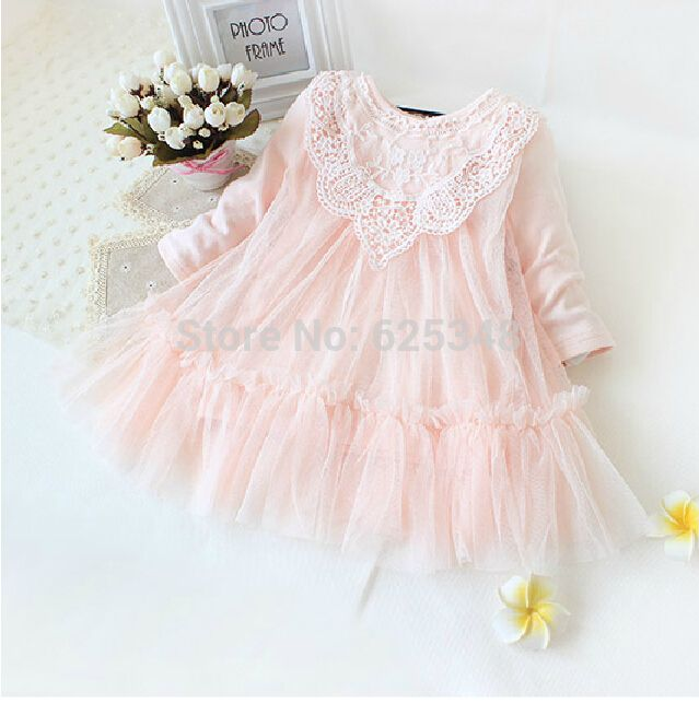 Retail! New 2015 brand newborn baby girls dress full of lace baby party dress infant babywear kids children baby clothing-in Dresses from Mother & Kids on Aliexpress.com | Alibaba Group
