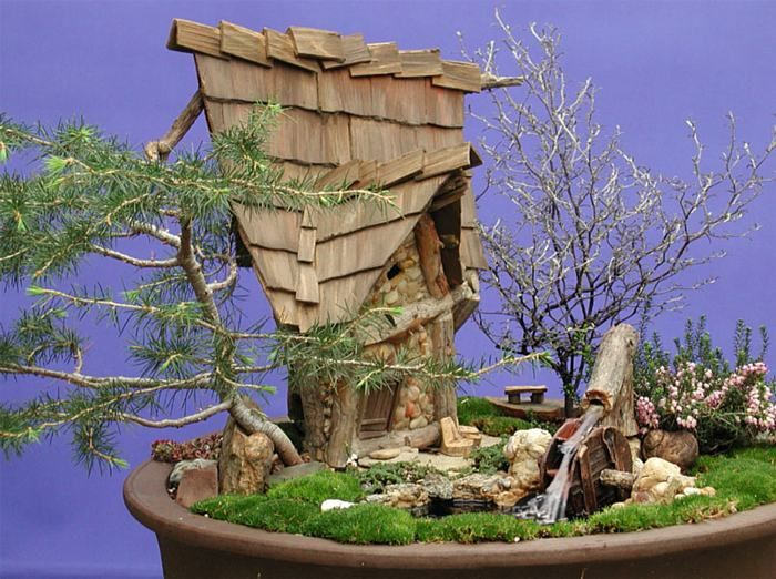Water Features, Fairy Pond With Waterwheel,Fairy Houses, Hobbit Houses,  Fairy Calendars And Fairy Doors For Your Garden Or Home Decor By Fairy  Woodland