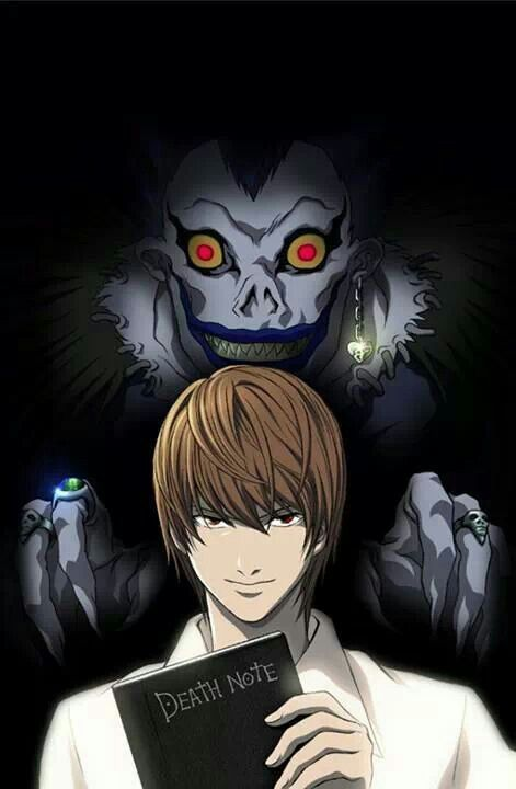 67 best Death Note images on Pinterest   Death, Shinigami and ...