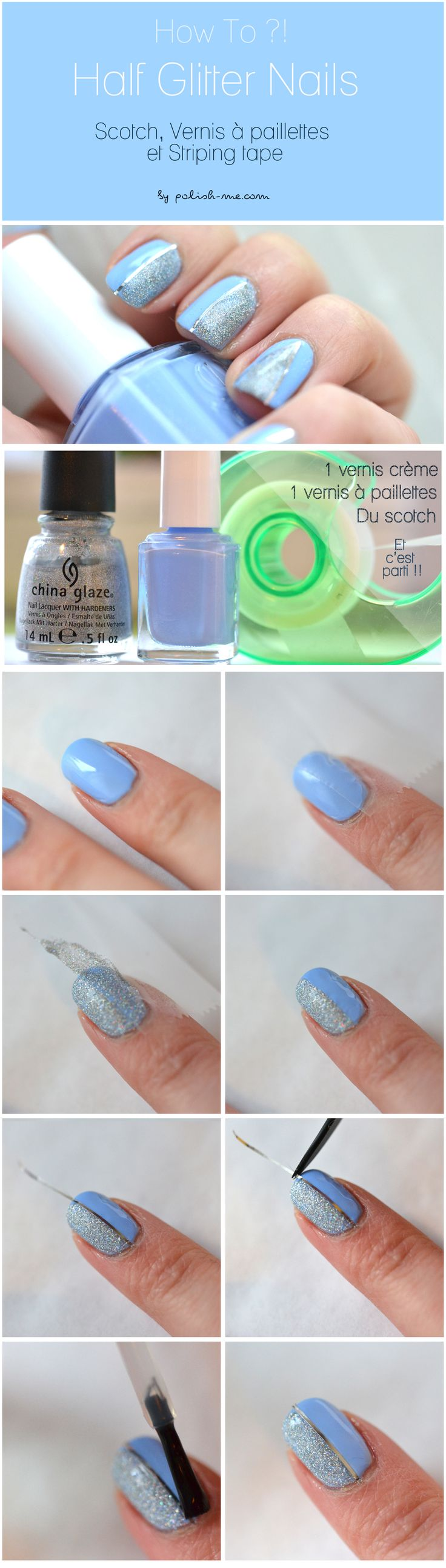 Find This Pin And More On Best & Easy Diy Nail Tutorials