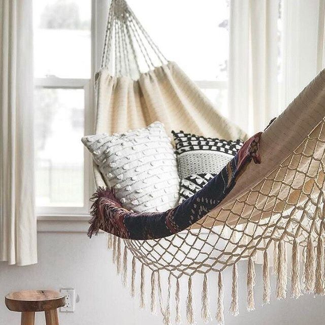 Best 25 Bedroom Hammock Ideas On Pinterest