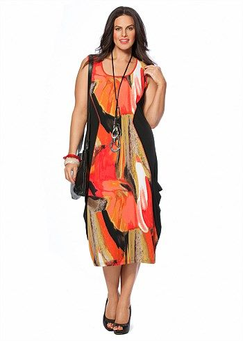 #TS14+ Eden Dress #plussize #curvy
