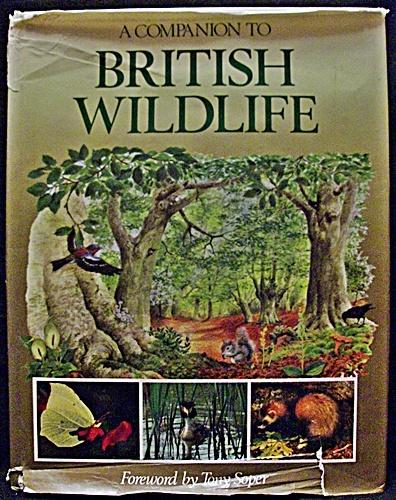 A Companion To British Wildlife