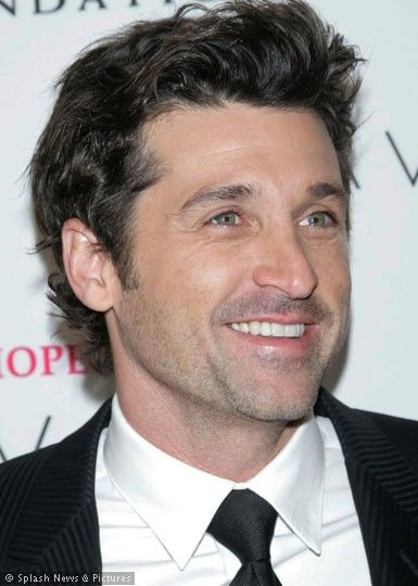 50 Most Handsome Men - Sky Living HD Patrick Dempsey
