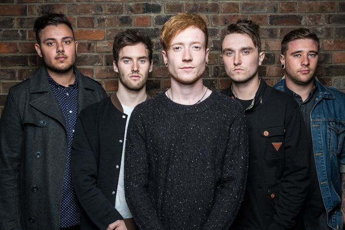 Mallory Knox Enter the Studio for Album number 2 - #AltSounds