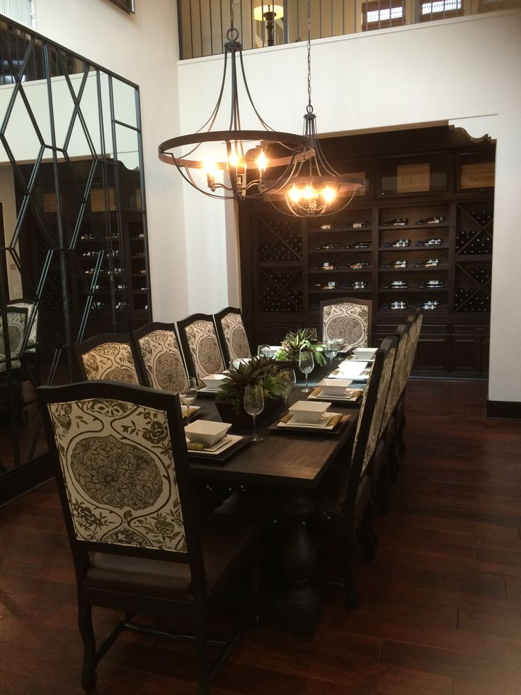 591 best Beautiful Dining Rooms ✿✿ images on Pinterest | Dining ...
