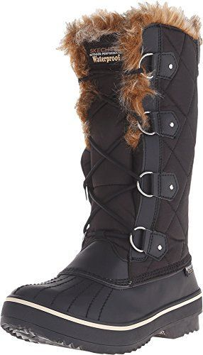 Skechers Women's Highlanders-Tall Quilt Snow Boot,Black, Best ladies winter boots, here you will find waterproof boots, Uggs, Frye and many more stylish winter boots that will make your winter outfit look great. Best ladies winter boots, ladies winter boots totes, ladies winter boots waterproof, ladies fur lined winter boots, ladies winter ankle boots, ugg winter boots women, womens ugg winter boots, winter snow boots women,