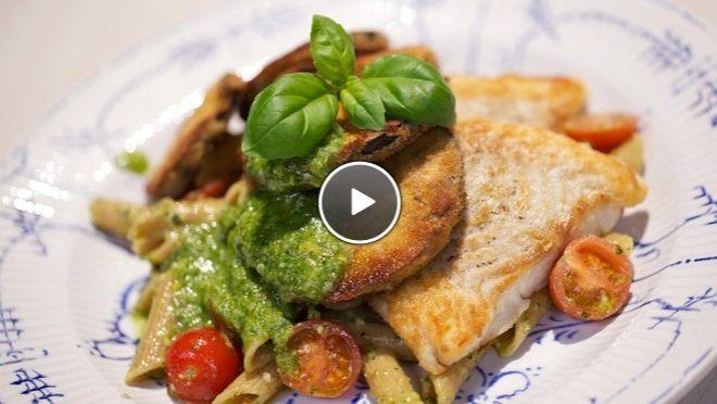 Gebakken aubergines à la Méditerranée - Recept | 24Kitchen