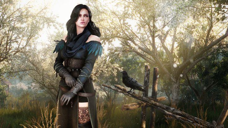 The Witcher 3: Wild Hunt - Alternative Look for Yennefer в Steam