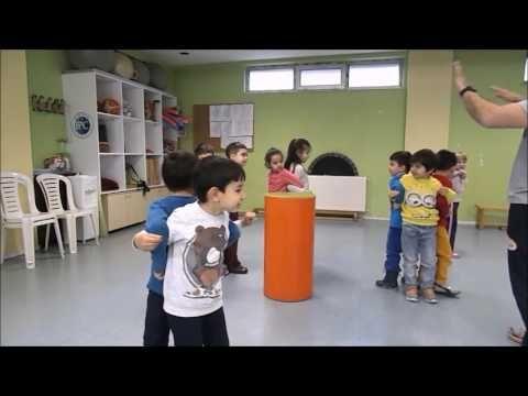 SPORAMCA  Özel Çocuklar Ve Okulöncesi Spor - YouTube