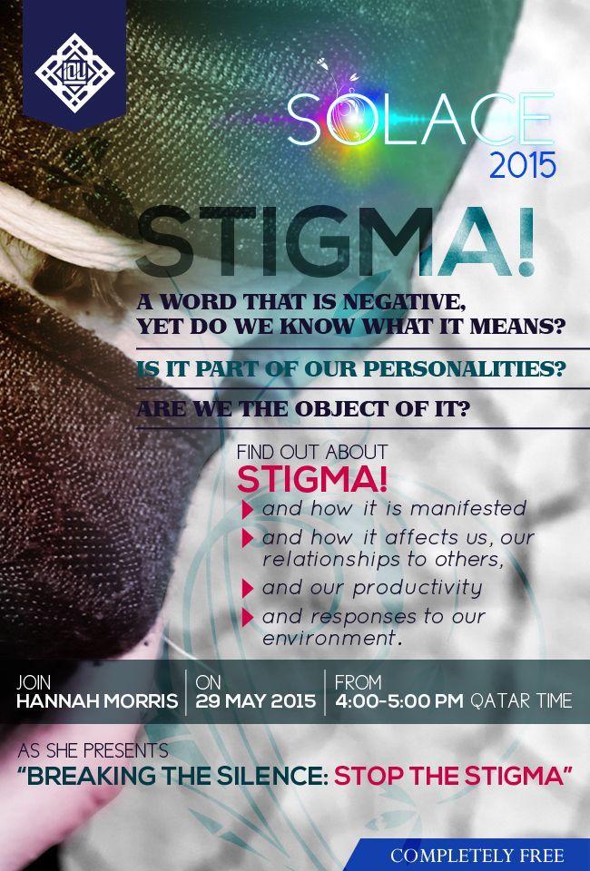 Learn about Mental health Stigma