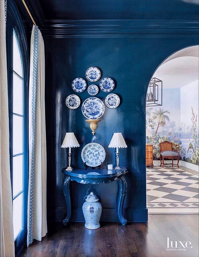 939 Best Blue And White Chinoiserie Images On Pinterest