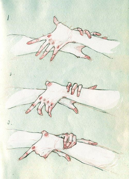 adara sanchez anguiano  you know all I ever want to draw is hands