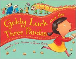 Goldy Luck and the Three Pandas: Natasha Yim, Grace Zong: 9781580896528: Amazon.com: Books