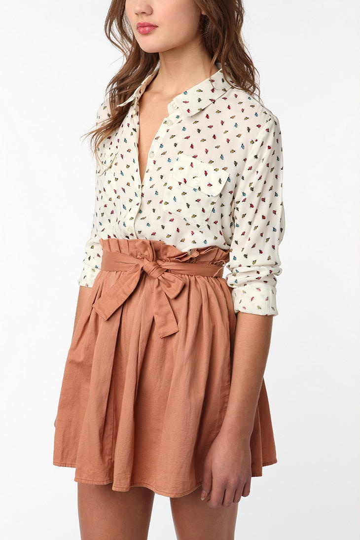 polka dots >> cute summery outfit