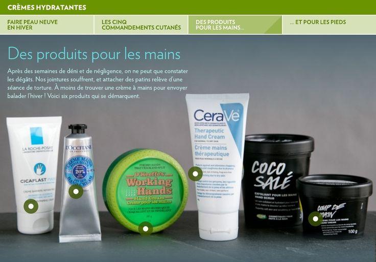 Faire peau neuve en hiver - La Presse+