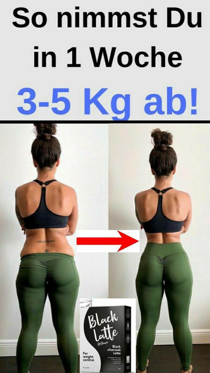 Wie man schnell 5 Kilo in 3 Tagen Gewicht verliert
