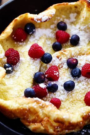 German Oven Pancakes by The Recipe Critic