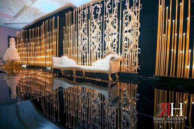 Wedding_Female_Photographer_Dubai_UAE_Rima_Hassan_stage_black_kosha_decoration